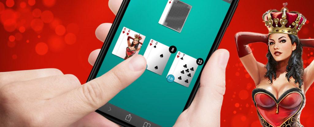 Online Blackjack was Made for Mobile