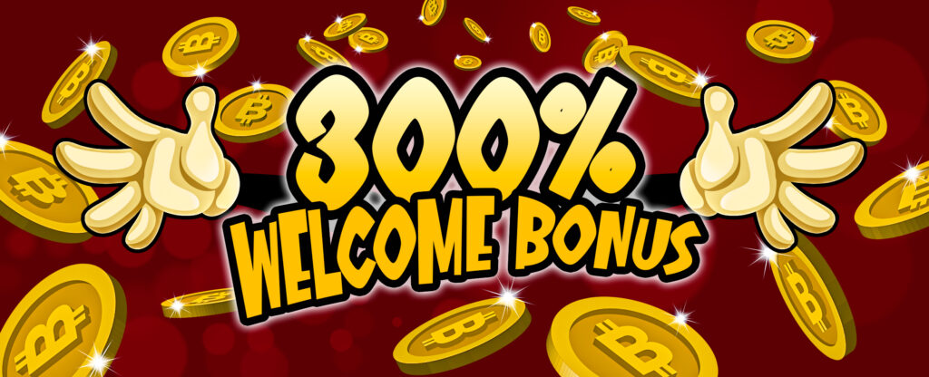 How the Bitcoin Welcome Bonus Works