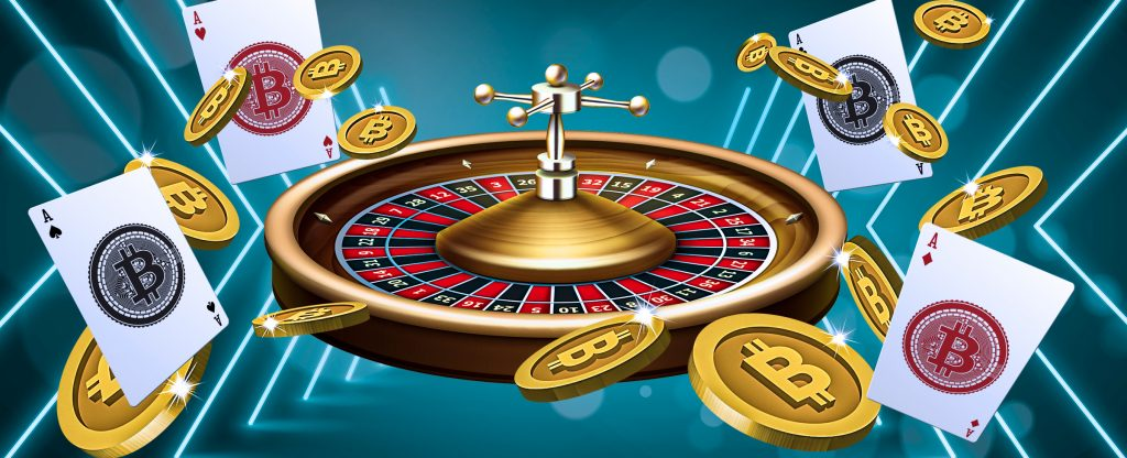 all about online bitcoin casinos