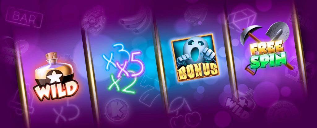Top Online Slots Features & Symbols