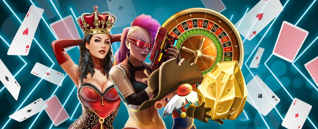 What are the best games to play with Bitcoin?