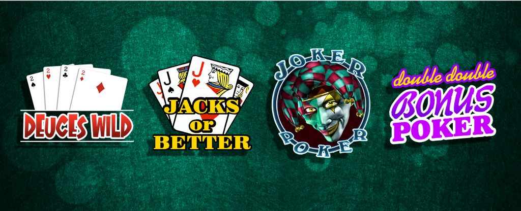 Different Video Poker Games
